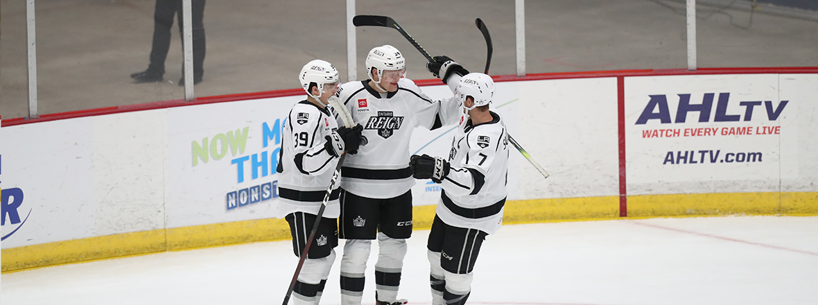 Reign Win Three Games in a Row!