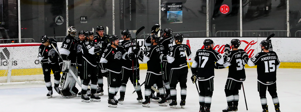 Saturday Night Reign Win Against Condors