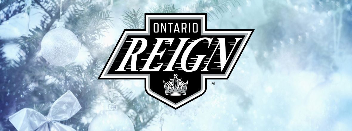 Ontario Reign Holiday Memories